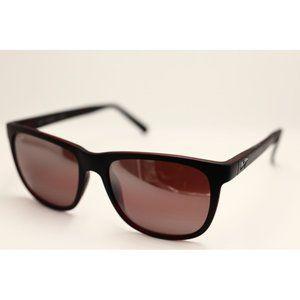 Maui Jim Tail Slide 740-02MB Black Sunglasses 53mm